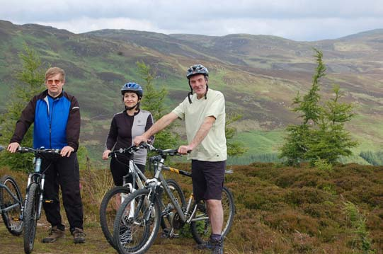 cycling_highland